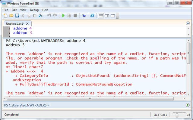 How to Reuse Windows PowerShell Functions in Scripts | Scripting Blog
