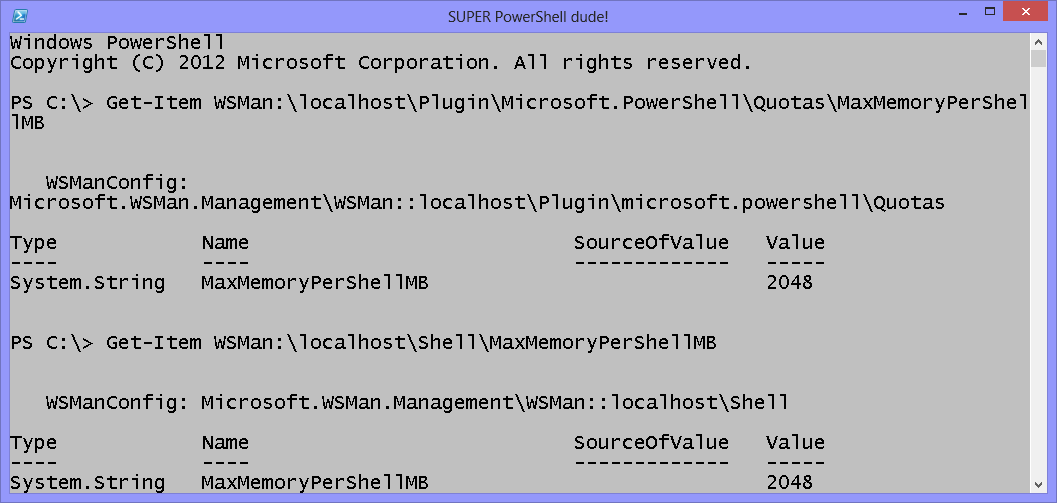 Learn How to Configure PowerShell Memory | Scripting Blog