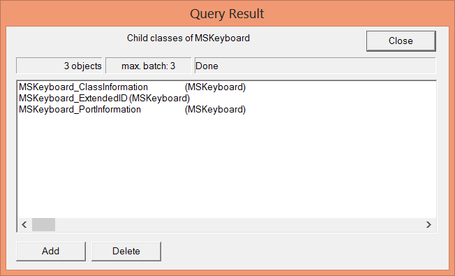 Image of Query Result for MSKeyboard