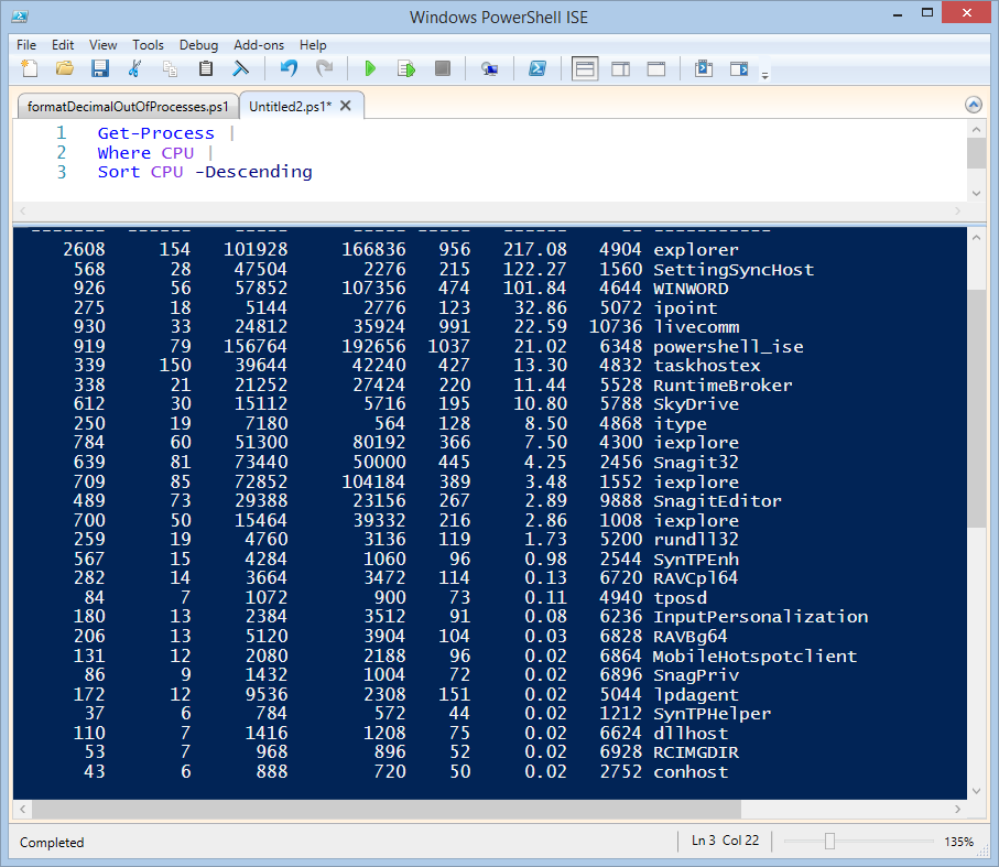 Formatting PowerShell Decimal Places | Scripting Blog