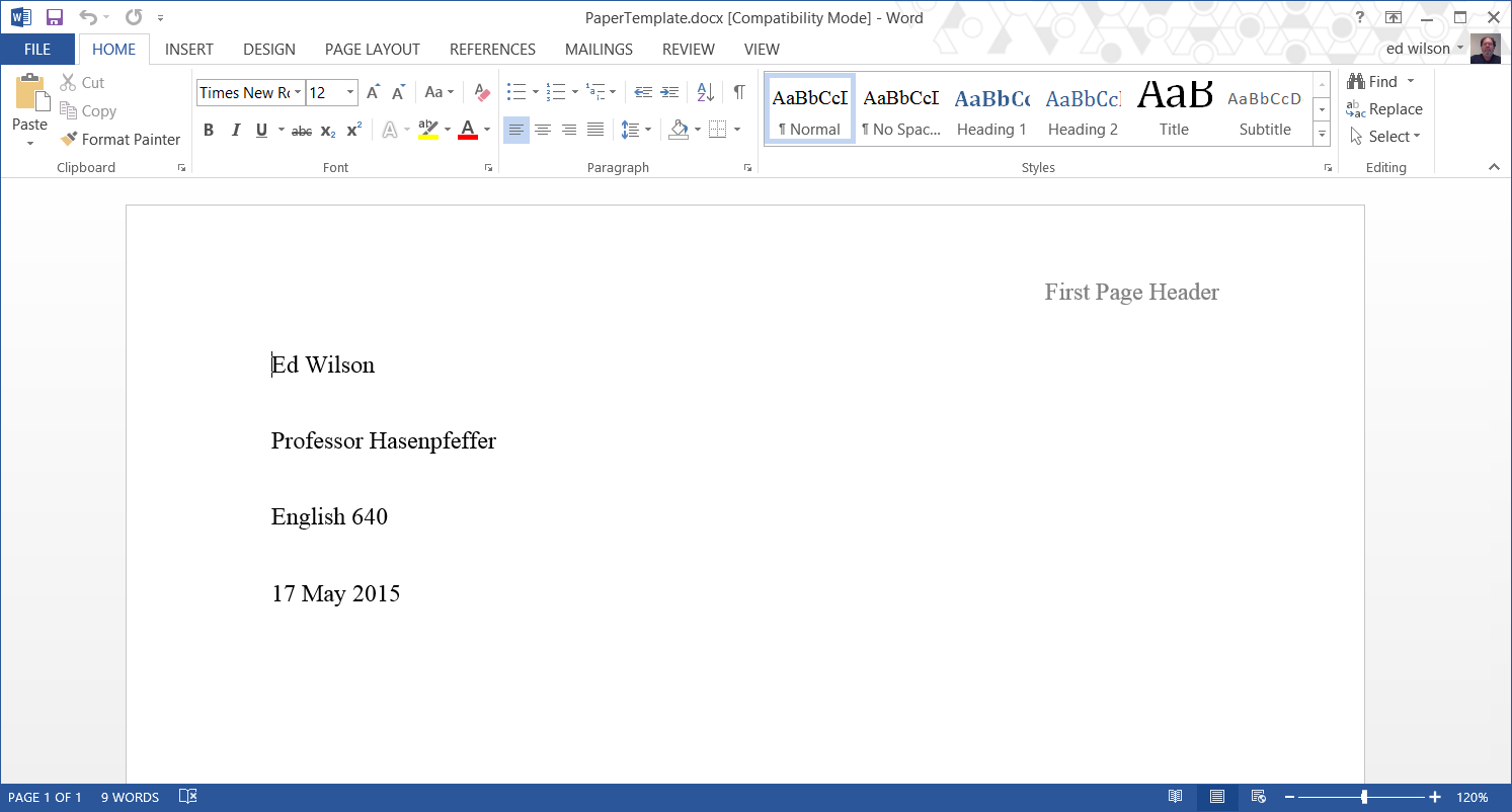 Use PowerShell to Add Headers to Word Documents | Scripting Blog