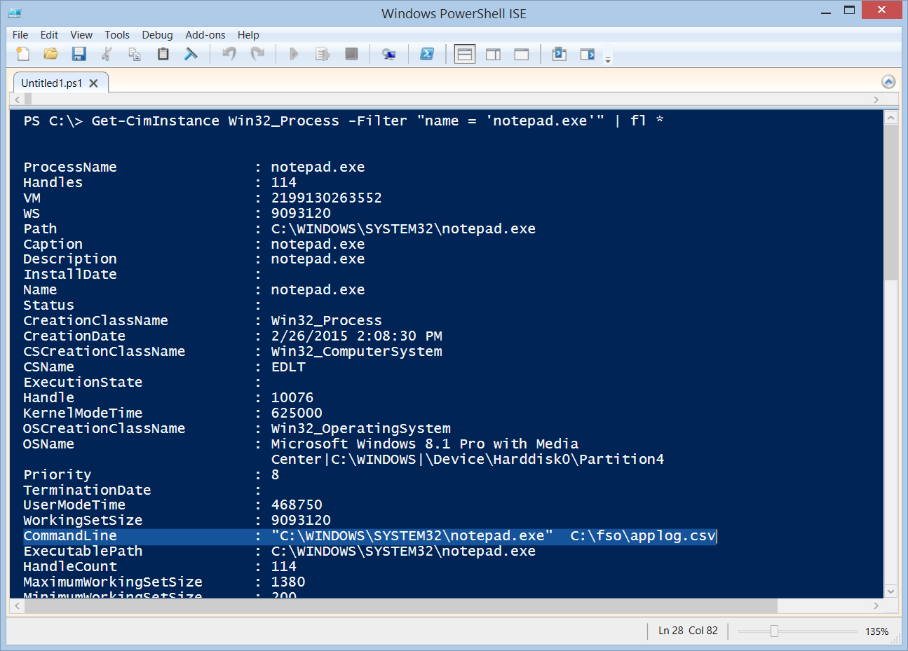 Get Process Owner and Other Info with WMI and PowerShell | Scripting