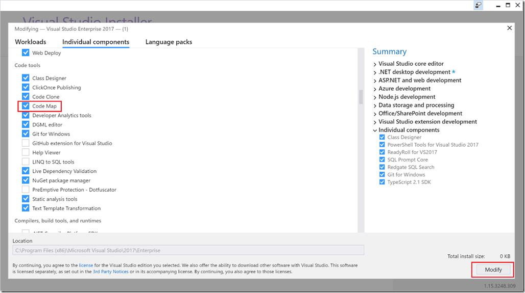 Visualize Code With Visual Studio Developer Support