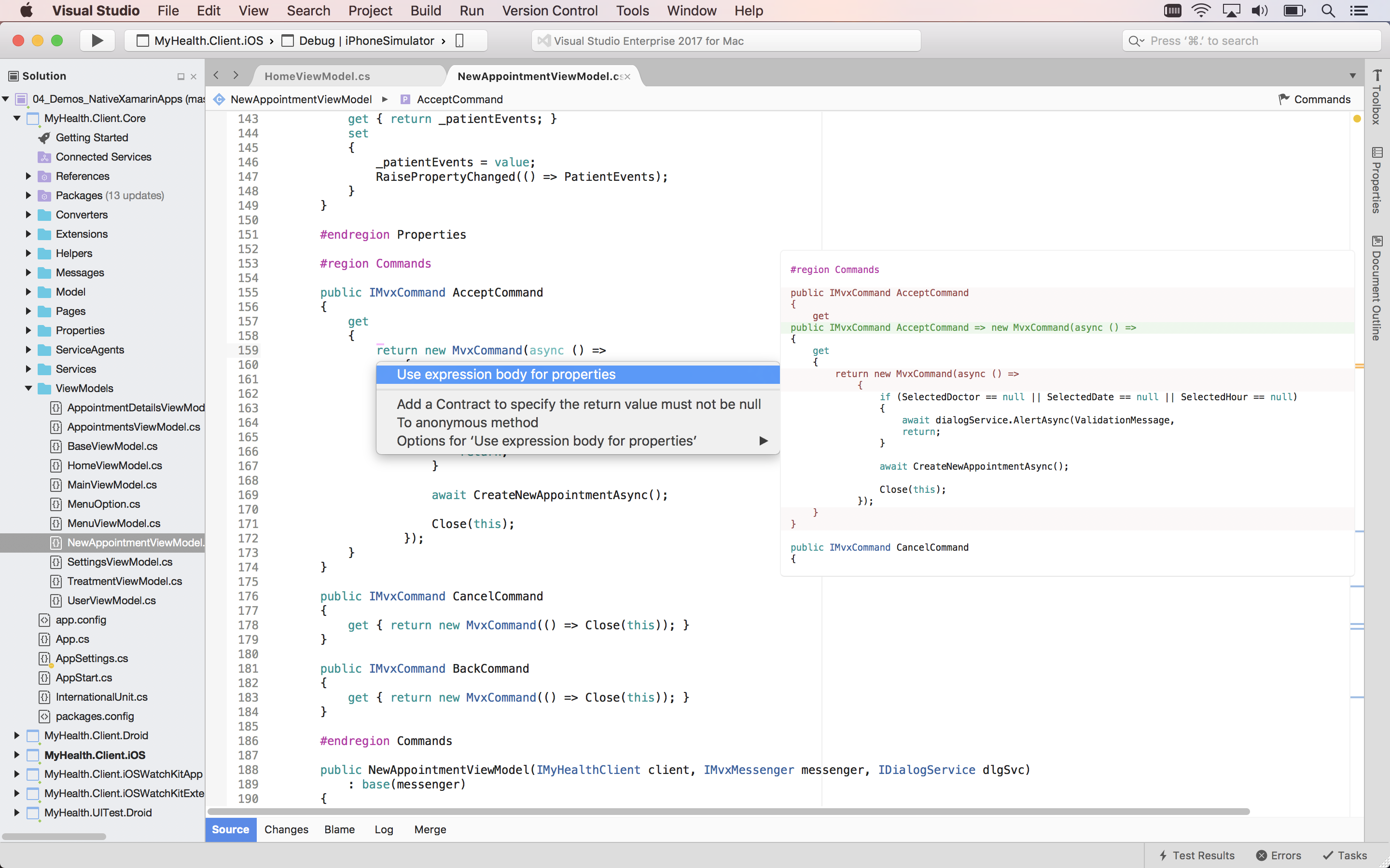 Visual Studio for Mac: now generally available | The Visual