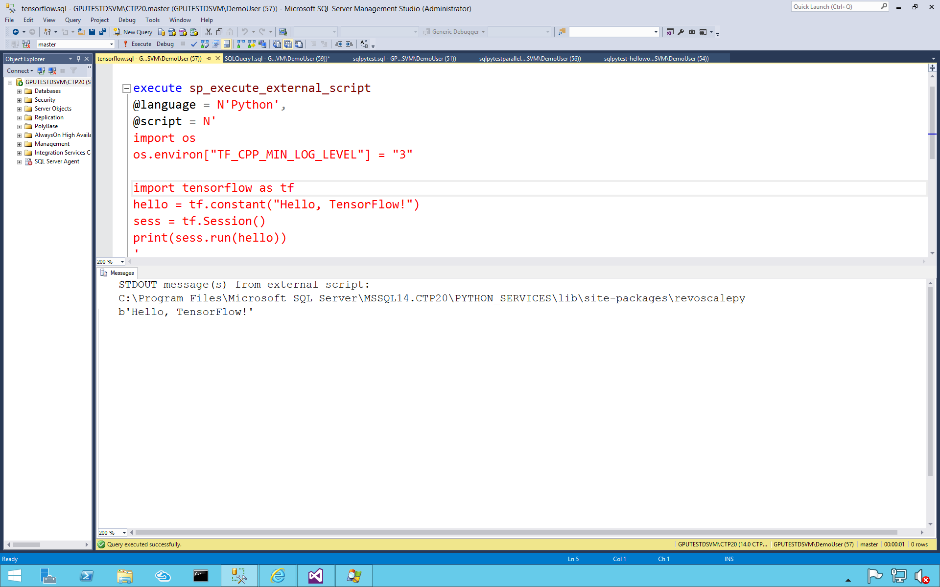 Build Intelligent Apps Faster with Visual Studio and the