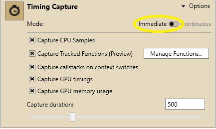 Captures Programming in