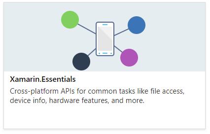 Accessing Native Features the Cross-Platform Way with Xamarin.Essentials | Xamarin Blog