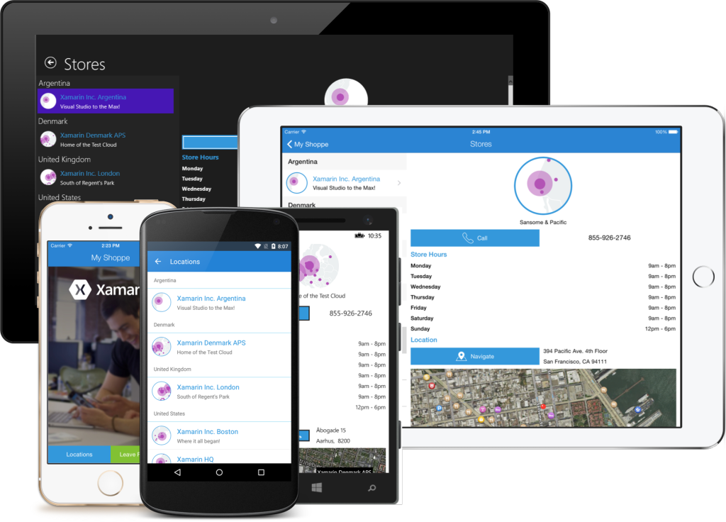 Bringing Xamarin Forms Apps to Tablets | Xamarin Blog