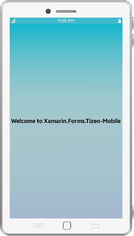 Add Tizen Projects to Your Xamarin Forms Applications