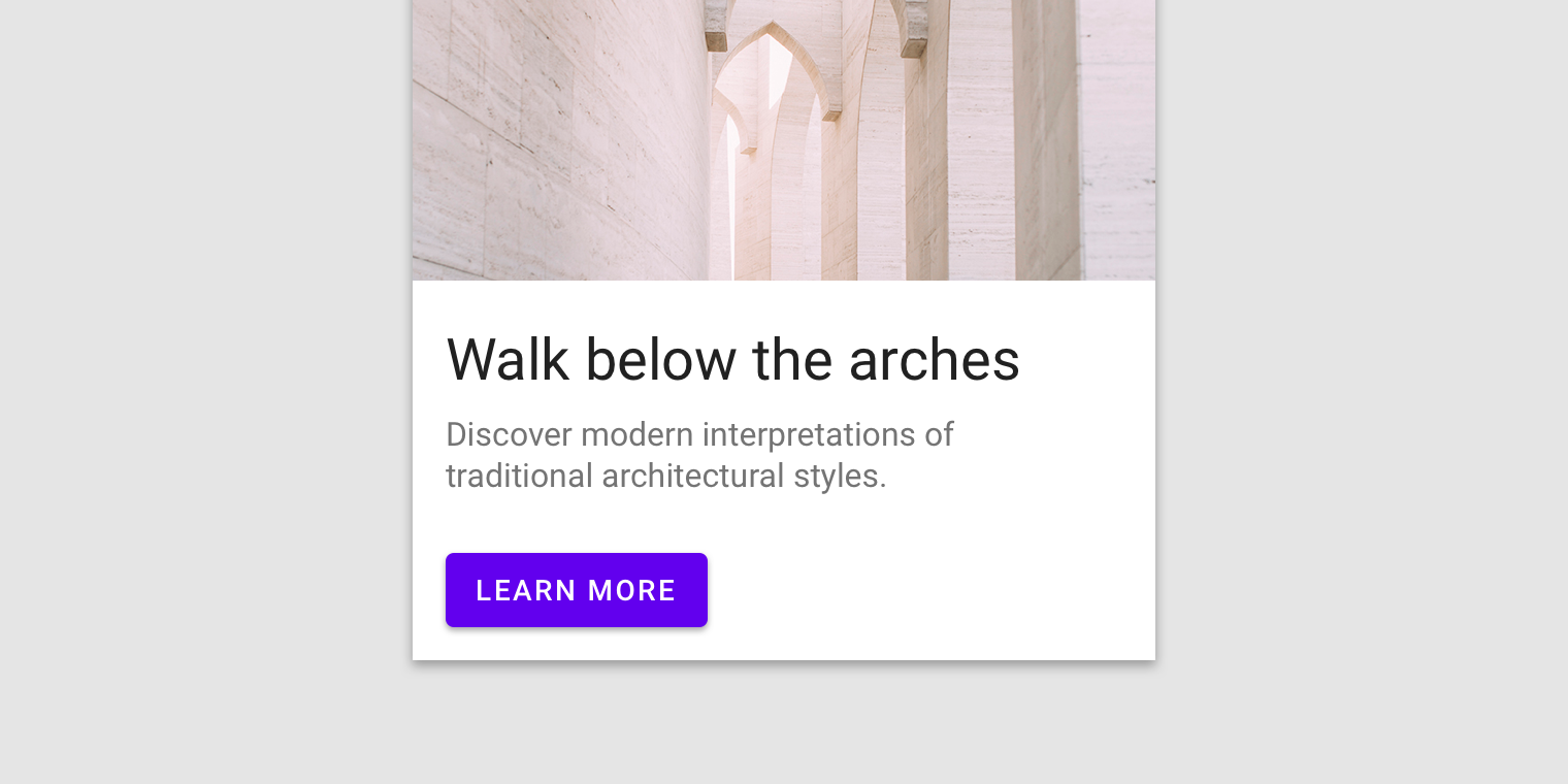 Android material design switch button example | Android