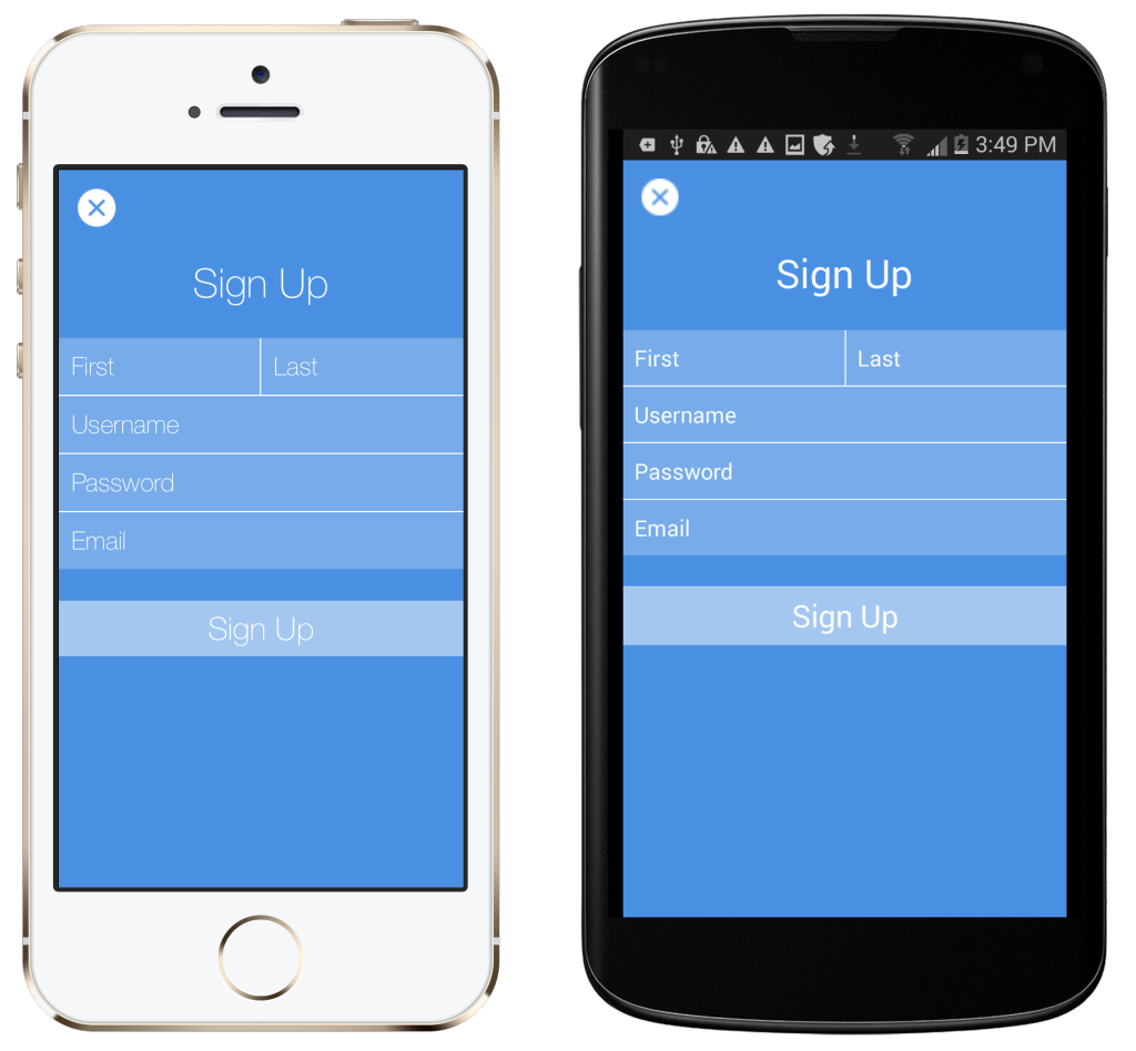 Extending Xamarin Forms Controls with Custom Renderers | Xamarin Blog