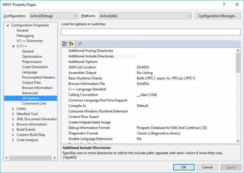 Use any C++ Compiler with Visual Studio | C++ Team Blog