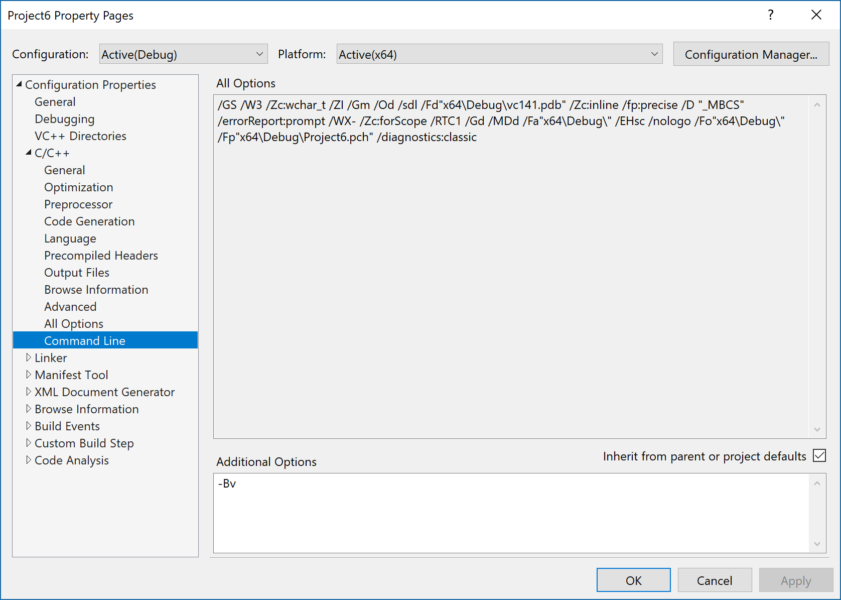 Side-by-side minor version MSVC toolsets in Visual Studio