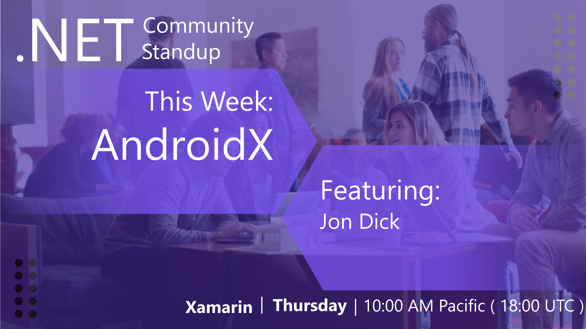 June .NET Community Standup