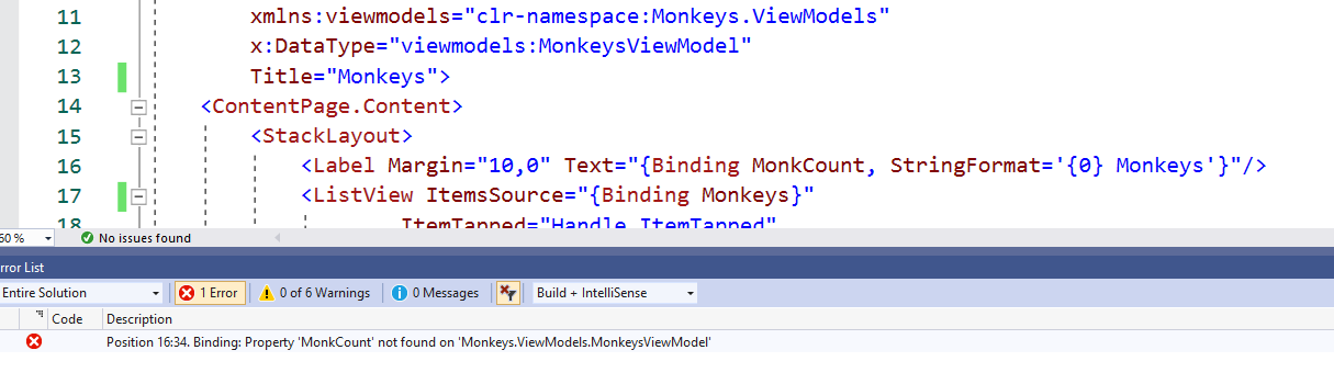 Compiled Binding Error Checks for XAML