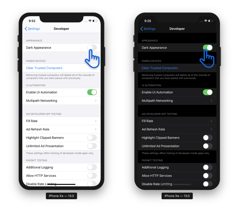 Modernizing iOS Apps for Dark Mode with Xamarin | Xamarin Blog