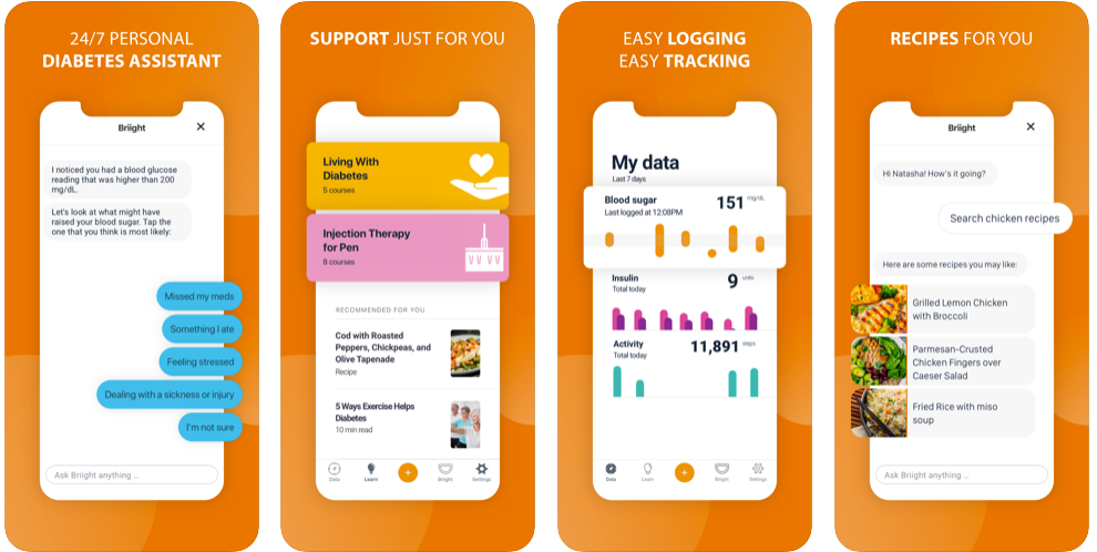 Customer Showcase: Transforming Diabetes Management with the BD Diabetes Care app