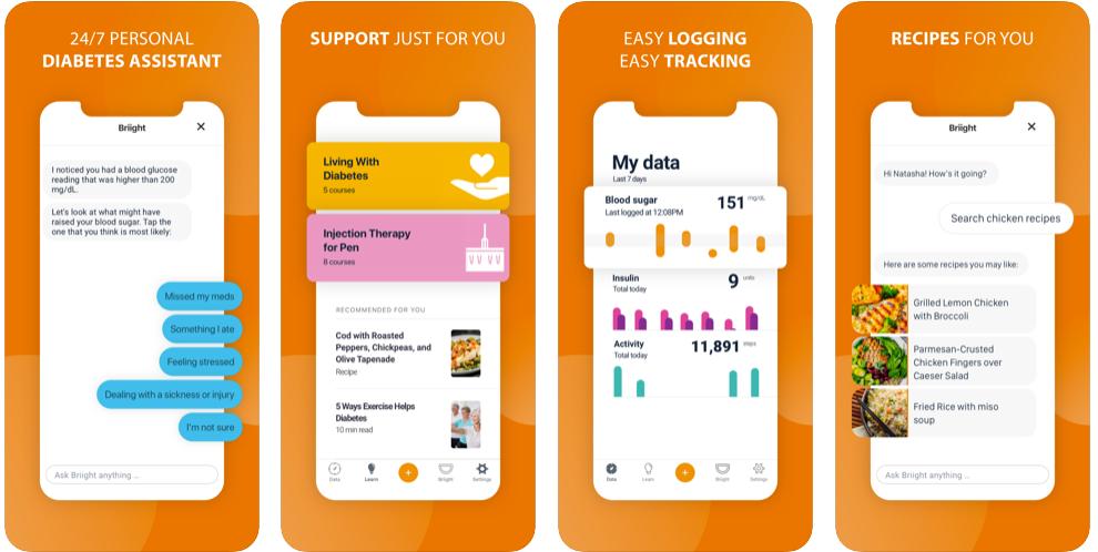 diabetes care iphone app