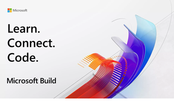 Microsoft Build 2020: Image learn connect code