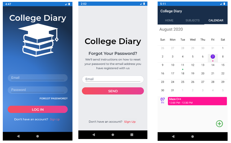 A Dev Story: College Diary with Xamarin.Forms by Theodora Tataru